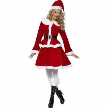 Compleet kerstkleding voor dames
