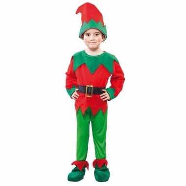 Kerst elf kerstkleding peuters