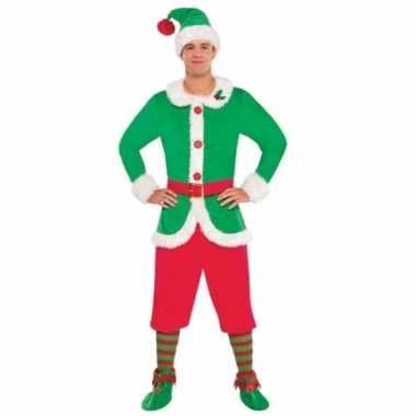 Kerstelf kerstkleding voor heren