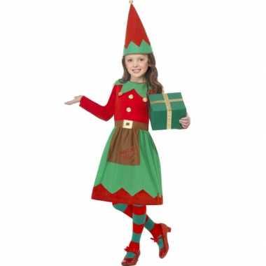 Kerstelf kerstkleding voor kinderen