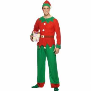 Kerstelf kerstkleding voor mannen