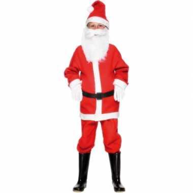 Kerstman kerstkleding voor kinderen