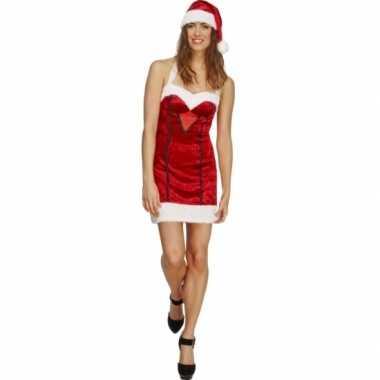 Sexy kerstjurkje miss santa