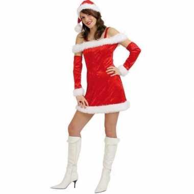 Sexy kerstjurkje voor dames
